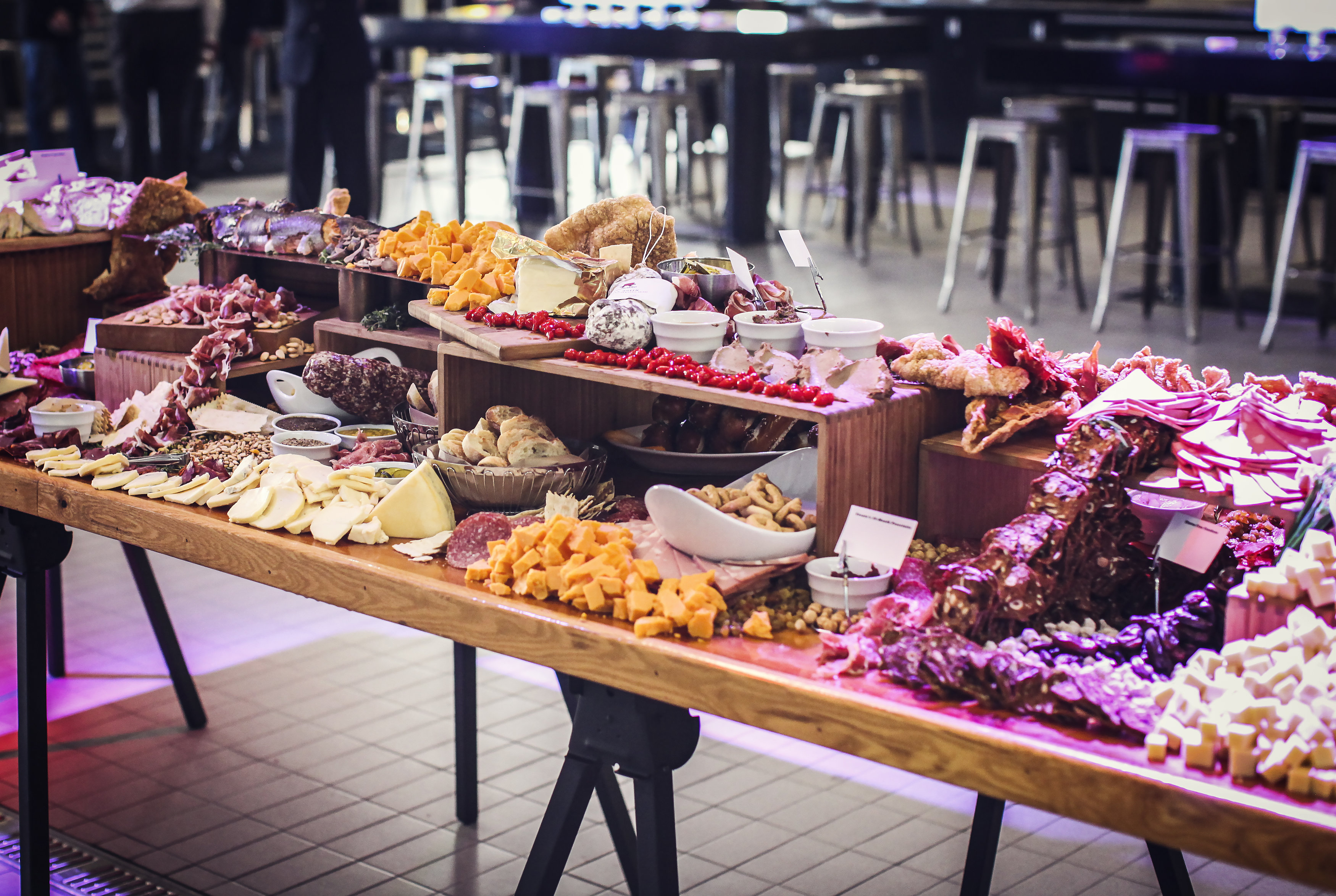 create-catering-meat-and-cheese-buffet-display