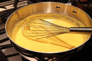 Creamy Cheese Sauce - Farr Better Recipes