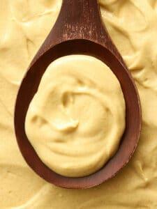 Farr Better Creamy Mushroom Stroganoff has Dijon Mustard as an ingredient in Farr Better Recipes®