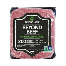 Beyond Beef 1 pound package. I find this less expensive than the patties.