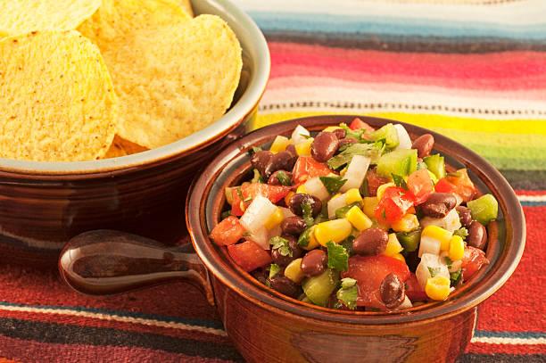 Farr Better Black Bean Corn Salza Recipe