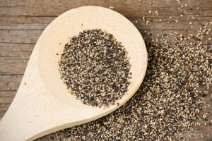 Learn more about the health benefits of black pepper with Farr Better Recipes®