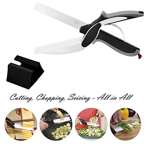 Purchase the food chopper scissors from Farr Better Recipes®