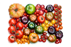 Learn more about the health benefits of tomatoes with Farr Better Recipes®