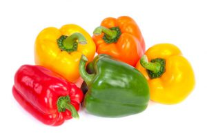 Bell Peppers are so colorful and they all mean something different.