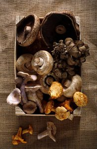 Mushrooms have lots of nutrition and health benefits. That's why Farr better Recipes® uses them as often as possible.