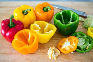 Prepare for Farr Better Recipes®Stuffed Peppers
