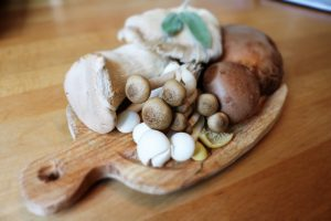 We Love mushrooms in our Farr Better Recipes®
