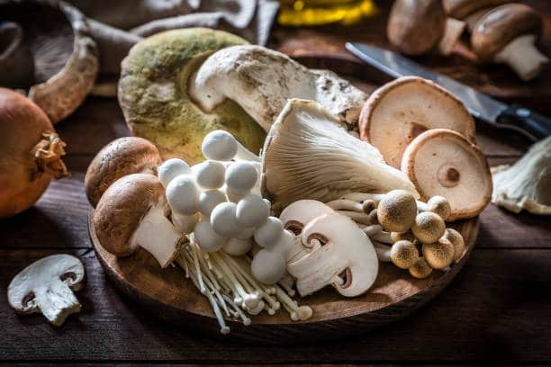 Mushrooms are considered a superfood because they pack a nutritional punch as they are loaded with vitamins for a healthy immune system.