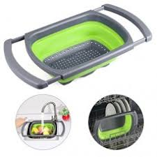 Extendable Collapsible Colander Strainer