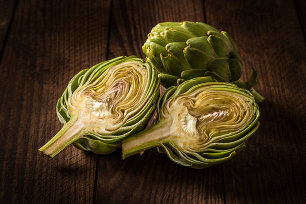 """How healthy can they be? In short: Pretty darn healthy. """"Artichokes have calcium, vitamin C, vitamin A, and iron,"""" says Kim Kirchherr, R.D.."""