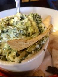 Artichoke Spinach Dip