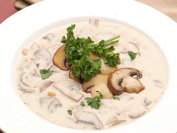 Farr Better Vegan Cream of Mushroom Soup