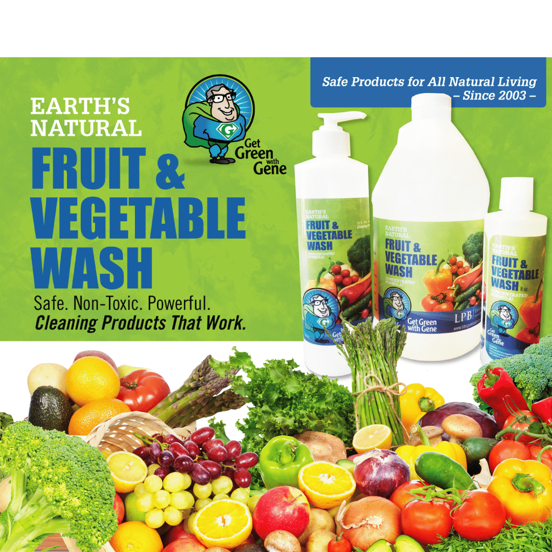 The best fruit and veggie wash worth having on hand from Farr Better Recipes®
