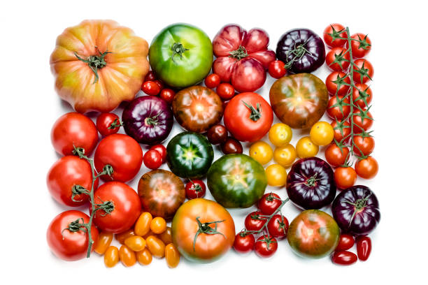 We Love Tomatoes in our Farr Better Recipes®